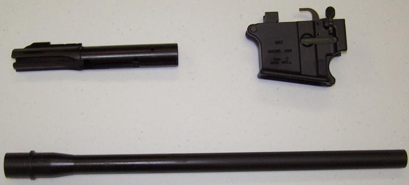 9mm SMG Conversion Kit